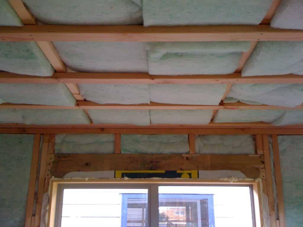 Acoustic Underfloor Insulation
