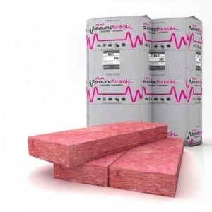 Soundbreak Acoustic Insulation Batts