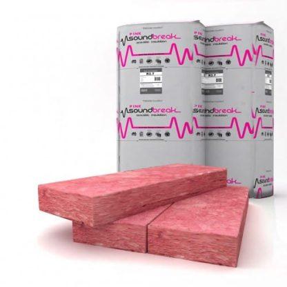 Soundbreak Acoustic Insulation Batts