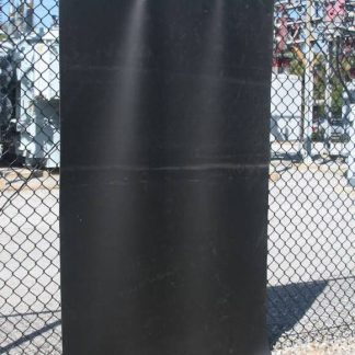 Fence Insulation